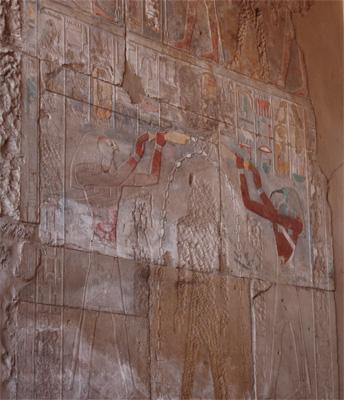 Souvent Les principaux dieux égyptiens : Anubis, Hathor, Bastet, Aton  KY11